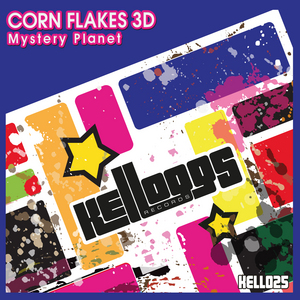 CORN FLAKES 3D - Mystery Planet