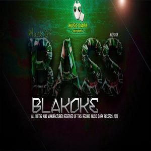 BLAKOKE - Mask Of Bass EP