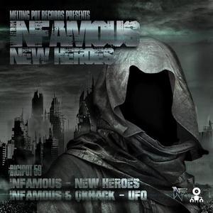 INFAMOUS - New Heroes/UFO