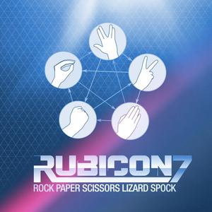 RUBICON 7 - Rock Paper Scissors Lizard Spock