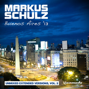 SCHULZ, Markus/VARIOUS - Buenos Aires '13 Vol 2 (unmixed extended versions)