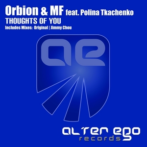 ORBION/MF feat POLINA TKACHENKO - Thoughts Of You