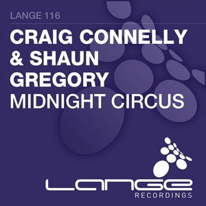 CONNELLY, Craig/SHAUN GREGORY - Midnight Circus