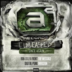 RAN D/B FRONT/DIGITAL PUNK - Unleashed Once Again Album Sampler 008