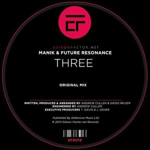 MANIK/FUTURE RESONANCE - Three