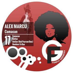 MARCU, Alex - Camacan EP