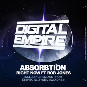 ABSORBTION feat ROB JONES - Right Now