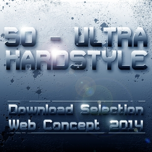 VARIOUS - 50 Hardstyle Ultra (download selection web concept 2014)