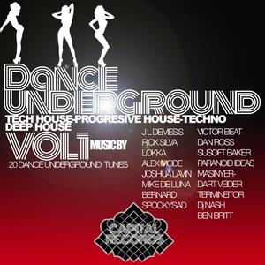 VARIOUS - Dance Underground