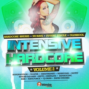VARIOUS - Intensive Hardcore Volume 2