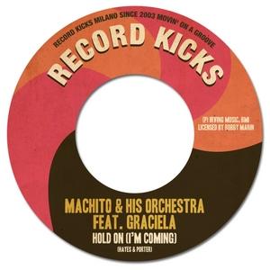 MACHITO & HIS ORCHESTRA/GIOBEL & THE LATIN CHORDS - Latin Boogaloo Holy Grail 45