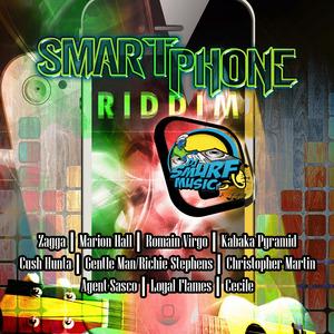 VARIOUS - Smart Phone Riddim