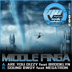 MIDDLE FINGA - Are You Dizzy