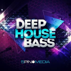 5PIN MEDIA - Deep House Bass (Sample Pack WAV/APPLE/MIDI)