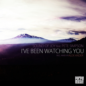 SOUND OF JOY feat PETE SIMPSON - I've Been Watching You