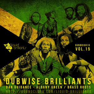 GUIDANCE, Dan - Dubwise Brilliants Vol 15