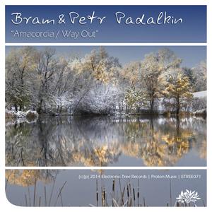 BRAM/PETR PADALKIN - Amacordia/Way Out