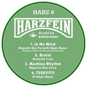 MAGNETIC BASS FORCE/DJ MAGIC MAYER/BUTTERFLY CRASH - Harzfein 6