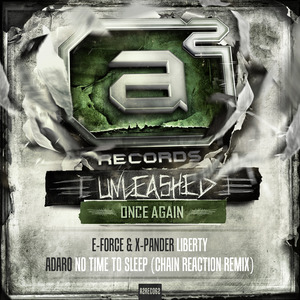 E FORCE/X PANDER/ADARO - Unleashed Once Again Album Sampler 009