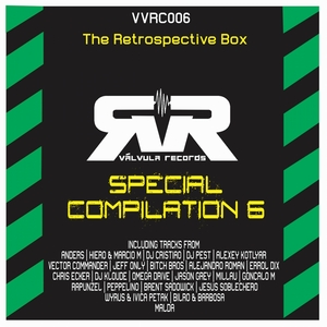 VARIOUS - Special Compilation 6: The Retrospective Box