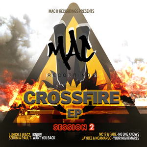 VARIOUS - Crossfire Session 2