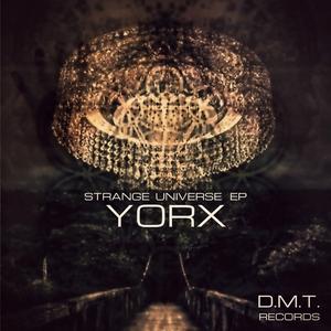 YORX - Strange Universe EP