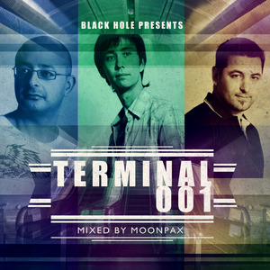 MOONPAX/VARIOUS - Terminal 001