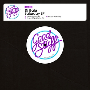 DJ BALU - Saturday EP