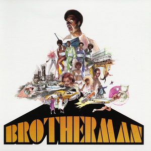 FINAL SOLUTION, The - Brotherman: OST By The Final Solution