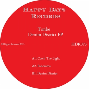 TONBE - Denim District EP