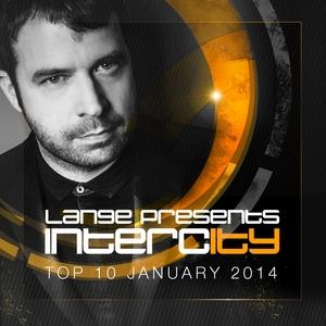 VARIOUS - Lange pres Intercity Top 10 January 2014