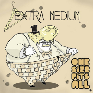 EXTRA MEDIUM - One Size Fits All