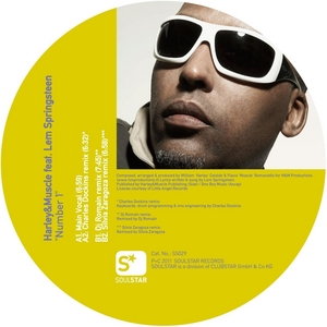 HARLEY & MUSCLE feat LEM SPRINGSTEEN - Number 1 (remixes)