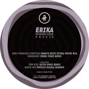 ERIKA - Hexagon Cloud Remixed 2 0