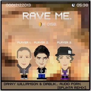 WILLIAMSON, Danny/DIABLIK - Audio Porn (Splinta remix)