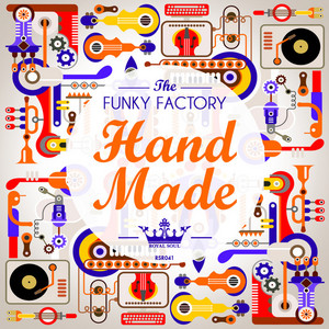 FUNKY FACTORY, The - Hand Made