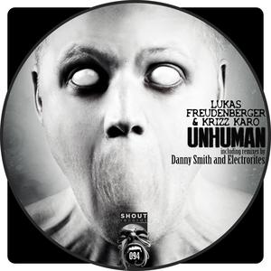 FREUDENBERGER, Lukas/KRIZZ KARO - Unhuman