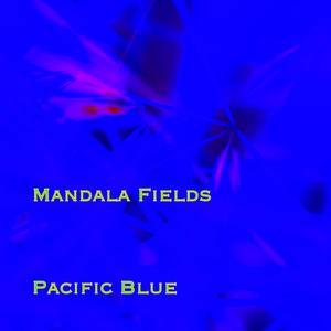 MANDALA FIELDS - Pacific Blue
