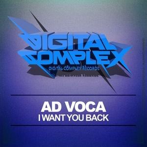 AD VOCA - I Want You Back (remixes)