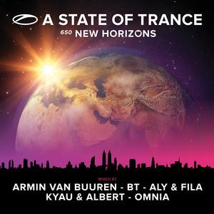 VAN BUUREN, Armin/BT/ALY & FILA/KYAU & ALBERT/OMNIA/VARIOUS - A State Of Trance 650 - New Horizons