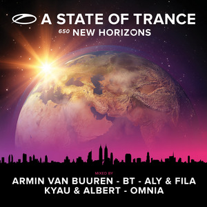 VARIOUS - A State Of Trance 650: New Horizons