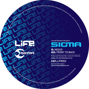 SIGMA - Nexus/Front To Back