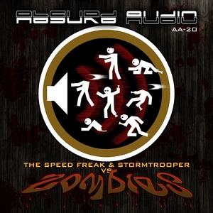 THE SPEED FREAK/STORMTROOPER - VS Zombies