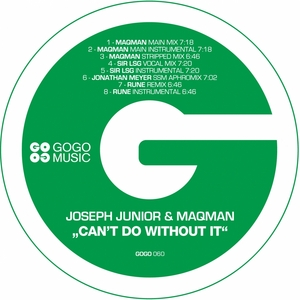 MAQMAN/JOSEPH JUNIOR - Can't Do Without It