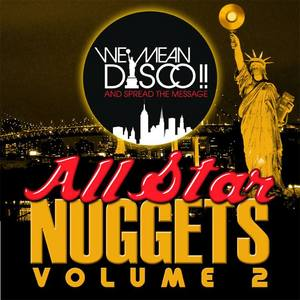 VARIOUS - We Mean Disco Allstar Nuggets Volume 2
