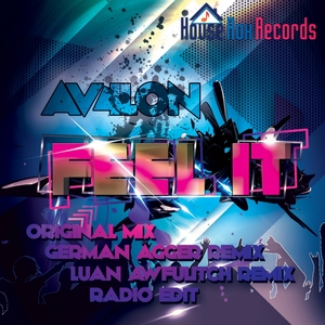 AV4LON - Feel It (remixes)