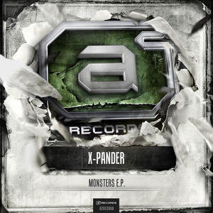 X PANDER - Monster EP