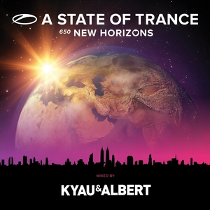 KYAU & ALBERT/VARIOUS - A State Of Trance 650 - New Horizons (Extended Versions)