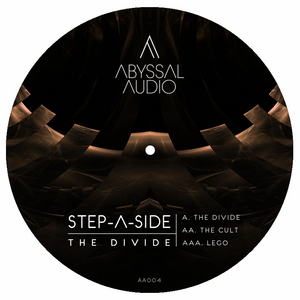 STEP A SIDE - The Divide EP