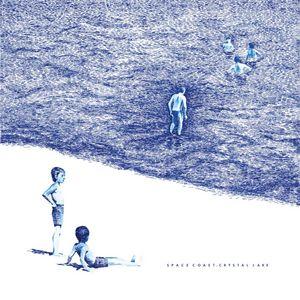 SPACE COAST/QUENTIN QUATRO - Crystal Lake LP